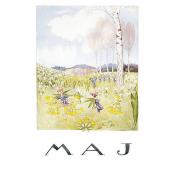 Postkaart mei (Elsa Beskow)