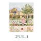 Postkaart Juli (Elsa Beskow)