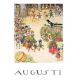 Postcard August (Elsa Beskow)