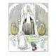Postkaart Olle's skitocht (Elsa Beskow)