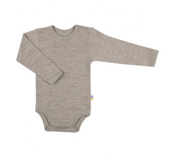 Joha merino woolen long sleeve body  brown (62515)