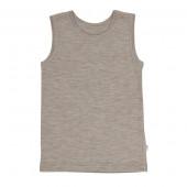 Joha hemd bruingrijs wol (76342)