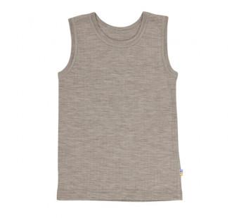 Joha sleeveless shirt brown (76342)