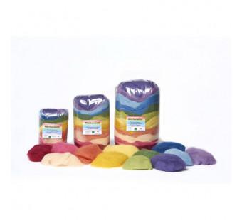 Filges biologische sprookjeswol 12 kleuren