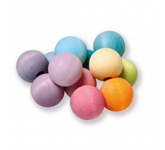 Grimms beads grasper pastel (8136)