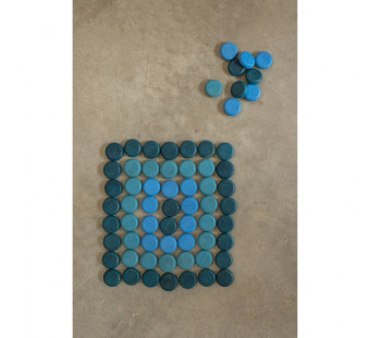 Grapat  mandala  coins (18-198)