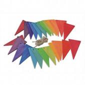 Grimms slingers regenboogkleuren