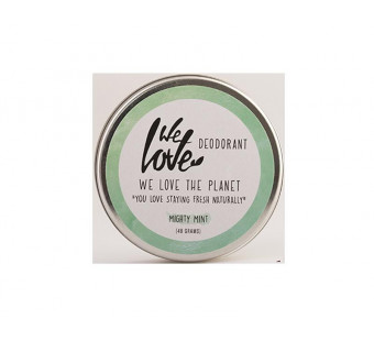 We love the planet Mighty mint deodorant