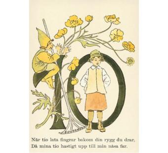 Postcard 10 (Fem Adelborg)