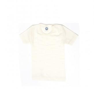 Cosilana tshirt wool/silk natural (71232)