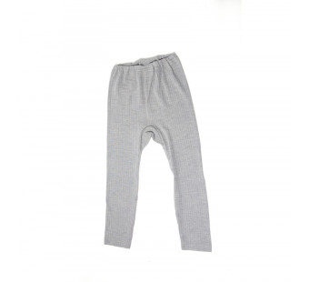 Cosilana leggings cotton/wool/silk grey  (91211)