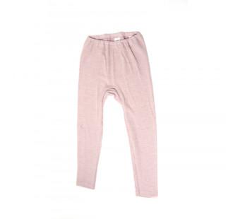 Cosilana leggings cotton/wool/silk soft pink (91211)