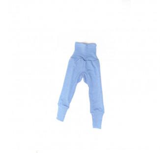 Cosilana broekje katoen/wol/zijde blauw (91016)