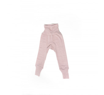 Cosilana pants cotton/wool/silk pink  (91016)