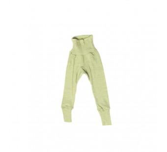 Cosilana broekje katoen/wol/zijde groen (91016)