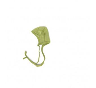 Cosilana strikmutsje 70% wol 30% zijde groen (71090)