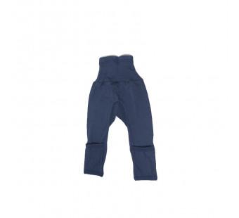 Cosilana pants with socks (foldable) 70% wool 30% silk marine (71018)