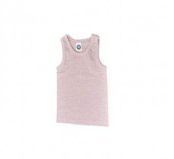 Cosilana sleeveless vest soft pink (91230)