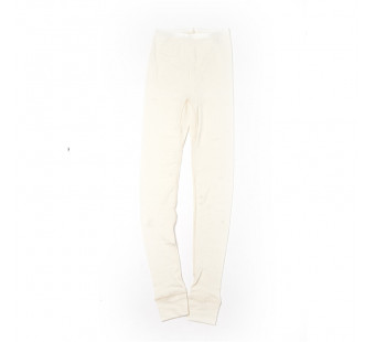 Cosilana legging wool/silk natural  (710411)