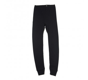 Cosilana legging wool/silk black (710411)