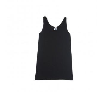 Cosilana dameshemd wol zijde zwart (710430)
