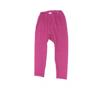 Cosilana leggings 70% wool 30% silk pink (71212)