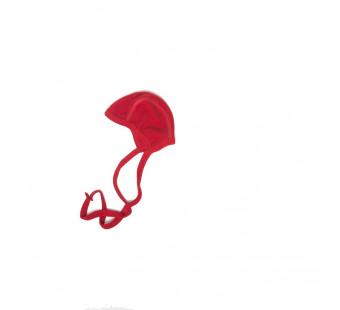 Cosilana strikmutsje 70% wol 30% zijde rood (71090)