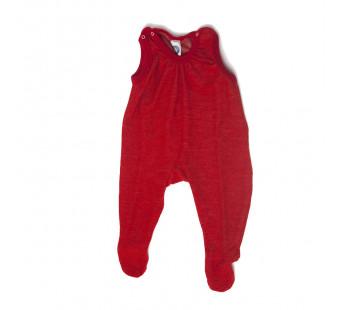 Cosilana trappelpakje 100% wol rood (45094)