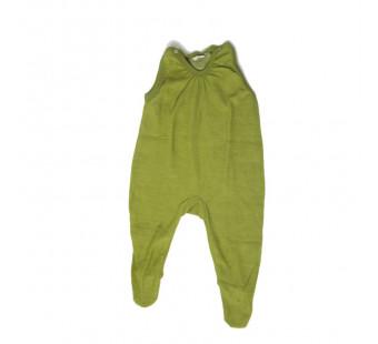 Cosilana trappelpakje 100% wol groen (45094)