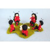 LIeveheerstbeestjes feest (Atelier Pippilotta)