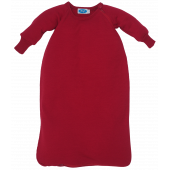 Reiff wool silk terry sleeping bag  red