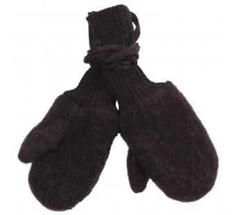 Reiff woolfleece mittens antracite