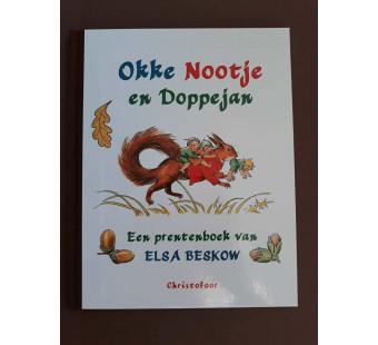 Okke Nootje en Doppejan nieuwe voorplaat (Elsa Beskow)