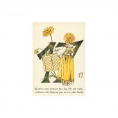 Postkaart 14 (Fem Adelborg)