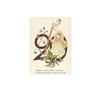 Postkaart 20 (Fem Adelborg)