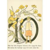 Postkaart 10 (Fem Adelborg)
