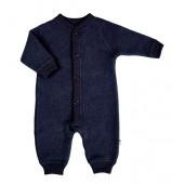 Joha merino woolfleece jumpsuit navy (37971)