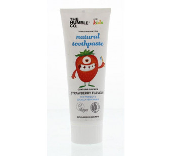 Humble Brush toothpaste strawberry