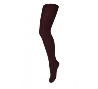 MP Denmark woolen stocking bordeaux (128-16)