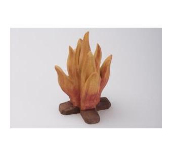 Predan wooden fire