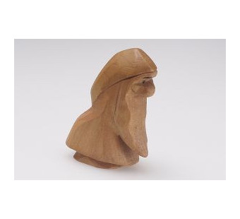 Predan wooden dwarf natural hat