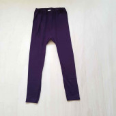 Cosilana leggings 70% wool 30% silk purple (71212)