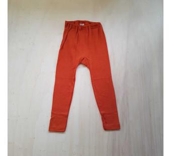 Cosilana kinderlegging 70% wol 30% zijde oranje  (71211)