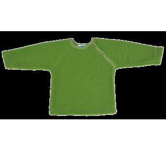 Reiff wolfleece trui groen