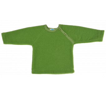 Reiff woolfleece sweater apple green