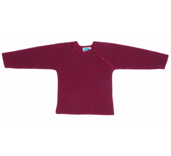Reiff woolfleece sweater berry