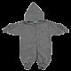 Reiff overall van wolfleece grijs