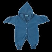 Reif merino woolfleece overall antracite