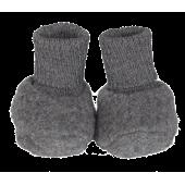 Reiff woolfleece booties antracite