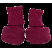 Reiff woolfleece booties grey